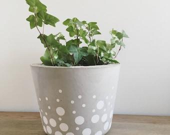 The cache pots