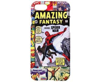 spiderman iphone 8 case