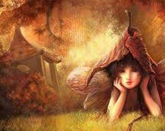Psychic Reading, Via PDF,  Clairvoyance, Fairy/Tarot Card, 2 Questions 24Hr