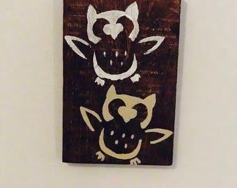 2 Cute Owls