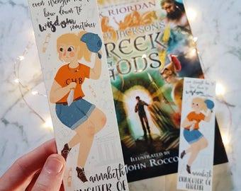 Annabeth Chase | Percy Jackson bookmark
