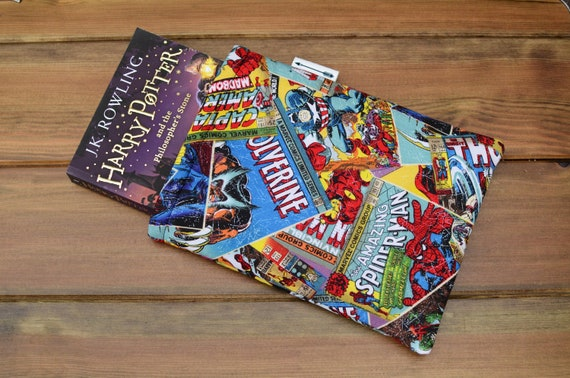 Marvel Comics Book Sleeve