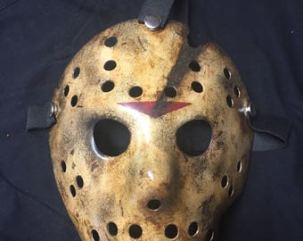 10 -  Jason Voorhees Friday the 13th # 10 Part 9 ReplicaJason X