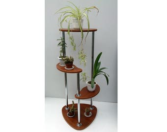 """Free ship! Plant Stand """"M2"""" . Flower stand Indoor plant stands Plant holder Plant table Stand for flowers Flower shelf Shelf Planter Stand"""