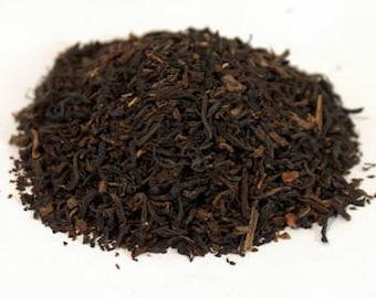 Organic Darjeeling Earl Grey Black Tea
