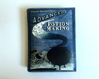 SALE Advanced Potion Making Leather Book Bag