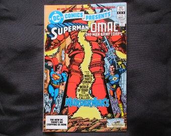 D.C. Comics Presents #61 D.C. Comics 1983