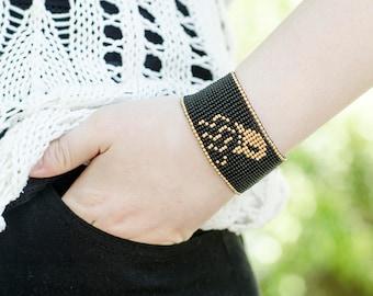 Zodiac Bracelet Personalized Jewelry|for|Her Zodiac Gift Idea|for|Woman Bracelet Aquarius Jewelry Zodiac Gift|for|Girlfriend Aquarius Gift