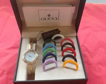 Authentic Vintage Gucci Watch 11/12.2 Series