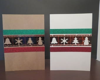 Most Unique Holiday cards!  Keep the Chirstmas positive spirit all year long ! (CARD #2)