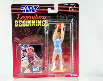 Starting Lineup Legendary Beginnings Larry Bird Action Figure Indiana State