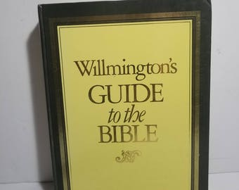 Vintage Wilmingtons's Guide to the Bible Tyndale Hardcover