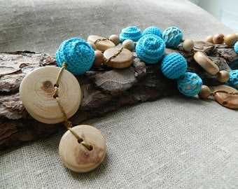 baby-beads 'Shades of turquoise'