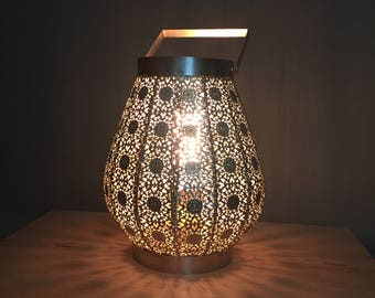Lace Design Lamp