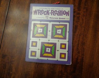 WRecK-ReaTioN 1975 Tile Game