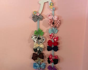 Initial Bow Holder