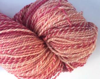Bacon - Original Fingering - BFL Hand-Dyed Yarn