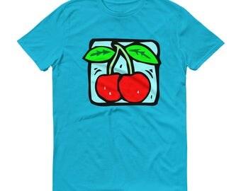 Cherries - Short-Sleeve T-Shirt