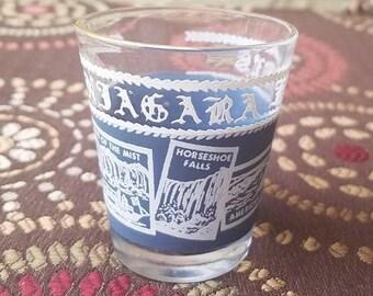 Vintage Niagara Falls (US) Souvenir Shot Glass