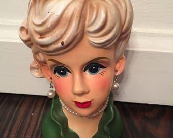 Lady Head Rubens
