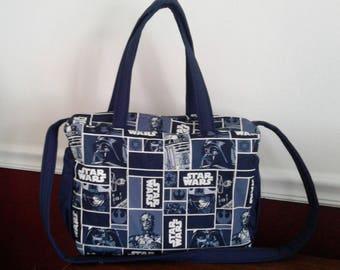 STARS WARS DIAPER bag
