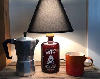 Crossbrew Coffee Liqueur Lamp