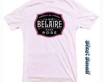 Bel Aire Rose T-Shirt Meek Mill Rick Ross Rozay MMG Champagne Size Small to xLarge New Meek Mill White Tee