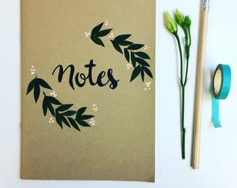 A5 Notes
