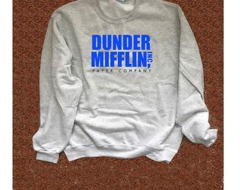 Dunder Mifflin Inc Paper Company Shirt - The Office