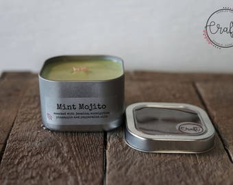 Mint Mojito Scented Candle