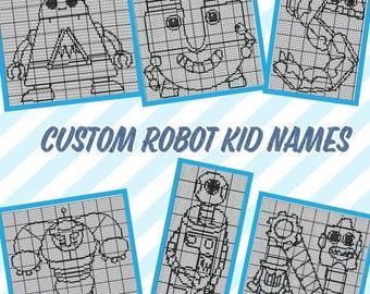Custom kid names