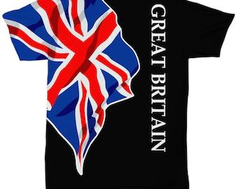 Great Britain Flag Shirt