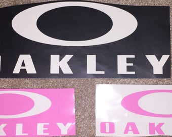 Oakley Decal