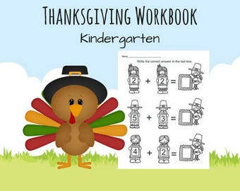 Thanksgiving Workbook