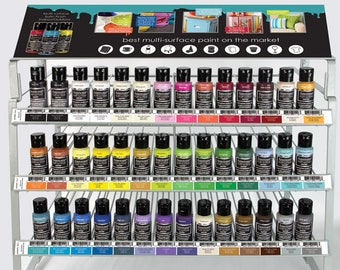 Americana Multi Surface Satin Acrylic Paints - 59ml - Full Satin Range