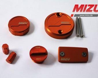 MIZU Pro Race Design kit for KTM 690 Duke R