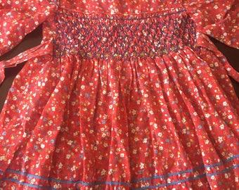 Vintage Girl's Dress Size 6