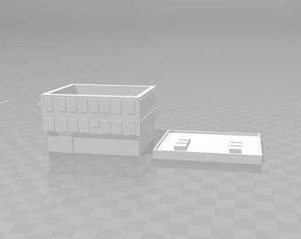 Commercial Apartments - Variation C