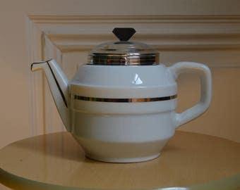 Vintage 1950s coffee pot