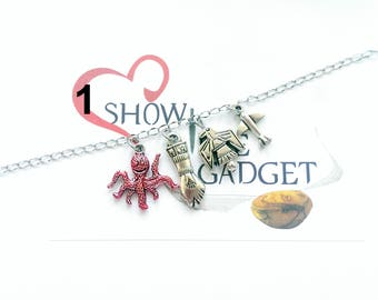 Shield and Hydra Bracelet Choose your bracelet