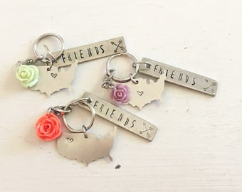 Friendship Keychains