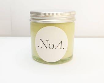 No.4.  Ylang Ylang & Lime Toning Body Balm.