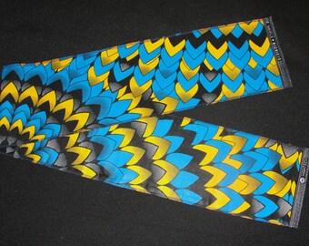 Head Tie - Head Wrap - Hair Band - Head Band - Hair Accessories - African Head Ties - African Hair Wrap - Scarf - Hair Scarf