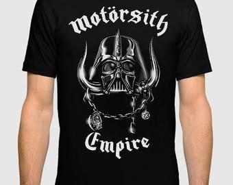 Star Wars Darth Vader 'Motorsith Empire' Rock T-shirt