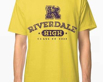 Riverdale High School Men's Women's T-shirt