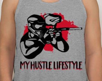 Paintball Lifestyle Tank