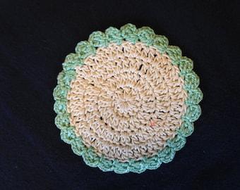 Dollhouse Rug Hand Crocheted