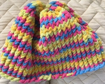 Colorful Ultra-Warm Hat