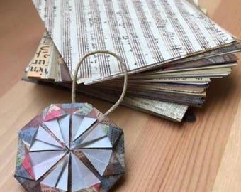 Origami Ornament (Small)