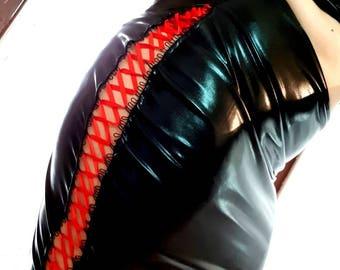 Asmodeus Pencil Skirt
